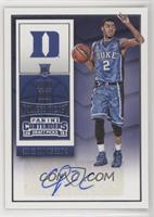 College Ticket Autographs - Quinn Cook