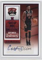 College Ticket Autographs - Christian Wood