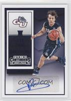 College Ticket Autographs - Kevin Pangos