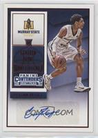 College Ticket Autographs - Cameron Payne