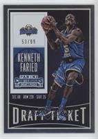 Kenneth Faried /99