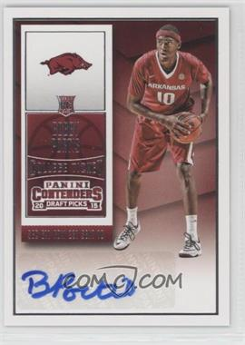 2015-16 Panini Contenders Draft Picks - [Base] #105.2 - College Ticket Autographs - Bobby Portis (Red Jersey)