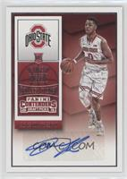 College Ticket Autographs - D'Angelo Russell