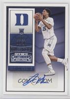 College Ticket Autographs - Jahlil Okafor