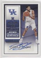 College Ticket Autographs - Karl-Anthony Towns