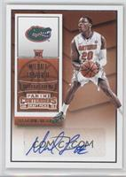 College Ticket Autographs - Michael Frazier II