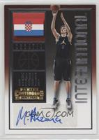 International Autographs - Mario Hezonja