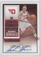 College Ticket Autographs - Andrea Hoover