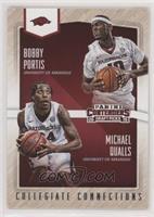 Bobby Portis, Michael Qualls