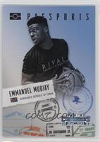 Emmanuel Mudiay