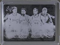 Blake Griffin, DeAndre Jordan, Marc Gasol, Zach Randolph #/1