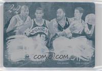 Shawn Kemp, Gary Payton, Karl Malone, John Stockton /1