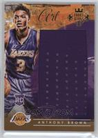 Anthony Brown /299