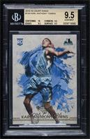 Rookies II - Karl-Anthony Towns [BGS 9.5 GEM MINT]