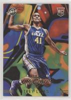 Rookies III - Trey Lyles #167/299
