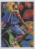 Rookies III - Justin Anderson [EXtoNM] #/299