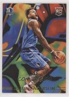 Rookies III - Justin Anderson #/299