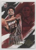 Rookies V - Justise Winslow #/75