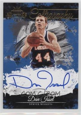 2015-16 Panini Court Kings - Calligraphy #C-DI - Dan Issel /199