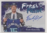 Frank Kaminsky