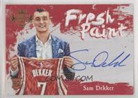 Sam Dekker
