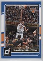 Langston Galloway #/33