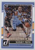 Randy Foye /24