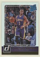 Rated Rookies - D'Angelo Russell #/199