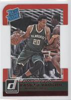 Rated Rookies - Rashad Vaughn #/80