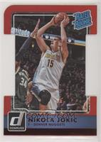 Rated Rookies - Nikola Jokic #/85