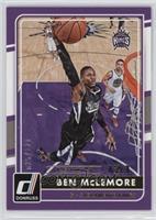 Ben McLemore /121
