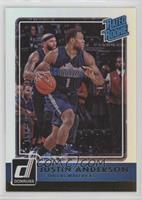Rated Rookies - Justin Anderson [Noted]