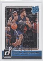 Rated Rookies - Justin Anderson
