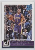 Rated Rookies - D'Angelo Russell