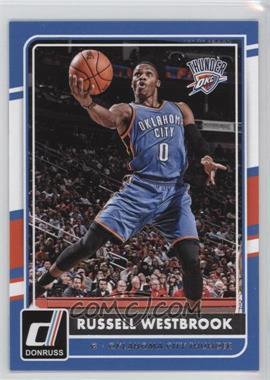 2015-16 Panini Donruss - [Base] #31 - Russell Westbrook