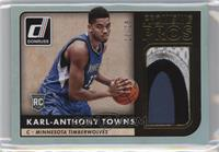 Karl-Anthony Towns #/25