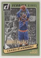 Carmelo Anthony #/10
