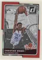 Christian Wood #/65