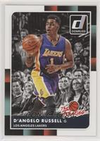 D'Angelo Russell [EX to NM]