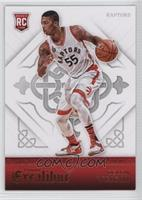 Rookies - Delon Wright