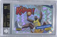 Shaquille O'Neal [BGS 10 BLACK]