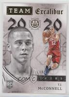 T.J. McConnell #/25