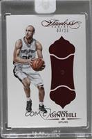 Manu Ginobili /15 [Uncirculated]
