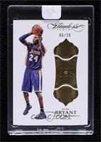 Kobe Bryant [Uncirculated] #/20