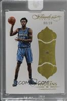 Andrew Wiggins [Uncirculated] #/20