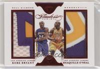 Shaquille O'Neal, Kobe Bryant /14