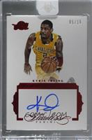 Kyrie Irving [Uncirculated] #/15