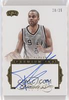 2016-17 Flawless Update - Tony Parker #/25