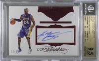 Kobe Bryant /15 [BGS9.5GEMMINT]