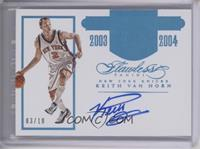 Keith Van Horn /10 [Mint]